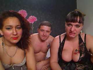 Foto del profilo sexy della modella GroupPassion, per uno show live webcam molto piccante!
