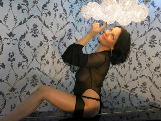 Picture of the sexy profile of SexyValery, for a very hot webcam live show !