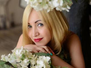 Photo de profil sexy du modèle EvaOriental, pour un live show webcam très hot !