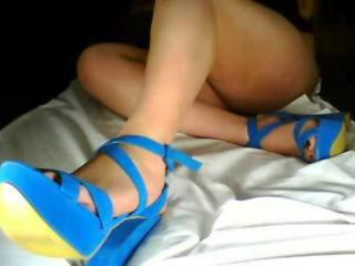 CosmicBlonde - Webcam live hard with a being from Europe Hot chick