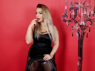 Photo de profil sexy du modèle NickyCarter, pour un live show webcam très hot !