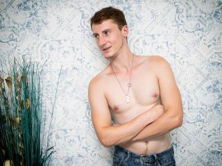 Foto de perfil sexy de la modelo BradRyder, ¡disfruta de un show webcam muy caliente!