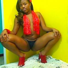 Picture of the sexy profile of LatinSweetBlack, for a very hot webcam live show !