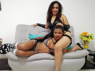 Foto van het sexy profiel van model MelanielorensaZaleha, voor een zeer geile live webcam show!