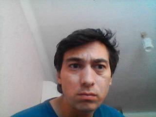 Photo de profil sexy du modèle AdamShadow, pour un live show webcam très hot !