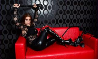 Picture of the sexy profile of MistressViviane, for a very hot webcam live show !
