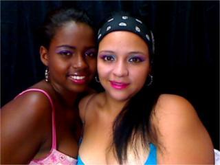 Photo de profil sexy du modèle BlackWhite, pour un live show webcam très hot !