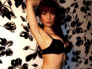Photo de profil sexy du modèle BettyBliss, pour un live show webcam très hot !