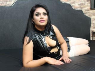 Foto de perfil sexi, da modelo FetishPasion, para um live show webcam muito quente!