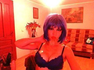 Photo de profil sexy du modèle Nastymistress69, pour un live show webcam très hot !