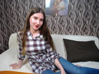 Picture of the sexy profile of AdeleMessi, for a very hot webcam live show !