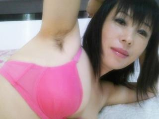 Picture of the sexy profile of Laizuoai, for a very hot webcam live show !