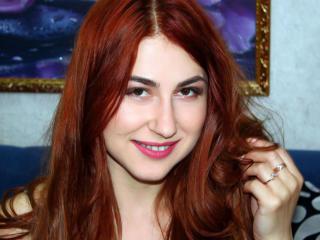 Photo de profil sexy du modèle MarielleMi, pour un live show webcam très hot !