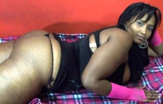 Picture of the sexy profile of BigAssBooty, for a very hot webcam live show !