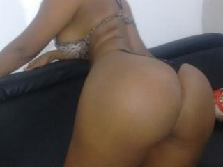 Picture of the sexy profile of LunaCediel, for a very hot webcam live show !