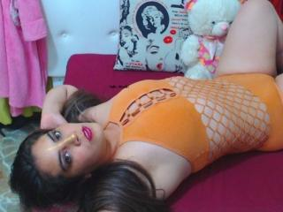 Picture of the sexy profile of AntonellaHottX, for a very hot webcam live show !