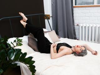 Photo de profil sexy du modèle CindyWine, pour un live show webcam très hot !