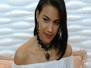 Picture of the sexy profile of ChristalWaynee, for a very hot webcam live show !