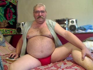 Picture of the sexy profile of Papirus69, for a very hot webcam live show !