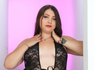 VictoriaFoxy - Live cam hard with a chestnut hair College hotties