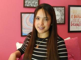 Foto van het sexy profiel van model KilyeEvans, voor een zeer geile live webcam show!
