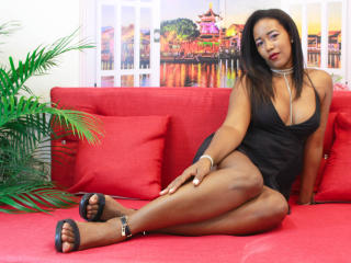 Sexet profilfoto af model JessiaClark, til meget hot live show webcam!