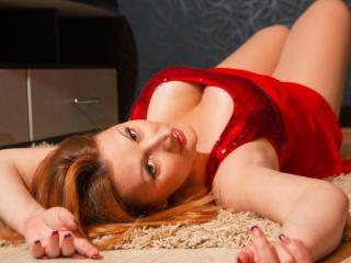 Photo de profil sexy du modèle RudyMilf, pour un live show webcam très hot !