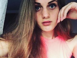 Foto del profilo sexy della modella PaulaRica, per uno show live webcam molto piccante!