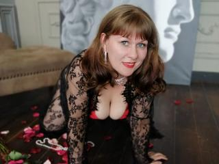 Photo de profil sexy du modèle MeryMurr, pour un live show webcam très hot !