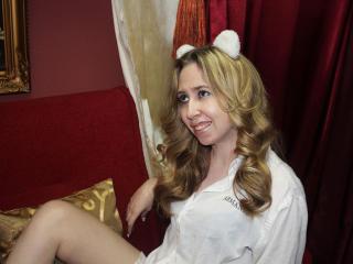 Photo de profil sexy du modèle SlyMandy, pour un live show webcam très hot !