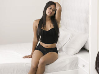 Picture of the sexy profile of SarahSaenz, for a very hot webcam live show !