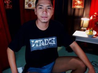 Photo de profil sexy du modèle ASIANmasterhotboy, pour un live show webcam très hot !