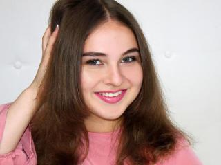 Sexy profilbilde av modellen  StephaniaMiMi, for et veldig hett live webcam-show!