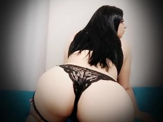 Photo de profil sexy du modèle Lanna69, pour un live show webcam très hot !