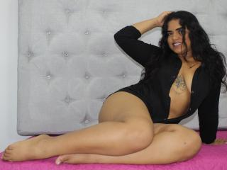 Picture of the sexy profile of IreneOlivera, for a very hot webcam live show !