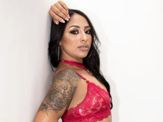 Sexet profilfoto af model AnnaFerrer, til meget hot live show webcam!