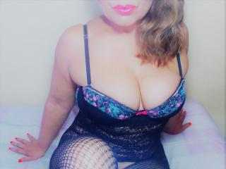 Sexet profilfoto af model SweetMonique69, til meget hot live show webcam!