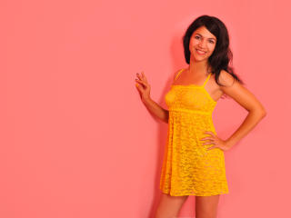 Photo de profil sexy du modèle AdeleDiaz, pour un live show webcam très hot !