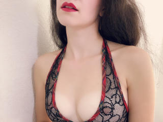 Picture of the sexy profile of DeepestEyesX, for a very hot webcam live show !