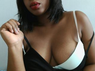 Picture of the sexy profile of CynthiaCute, for a very hot webcam live show !
