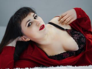 Picture of the sexy profile of AliceInks, for a very hot webcam live show !