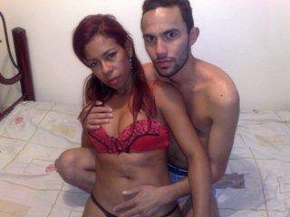 Photo de profil sexy du modèle CaribeanDUO, pour un live show webcam très hot !