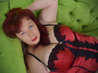 Photo de profil sexy du modèle SunnyLizz, pour un live show webcam très hot !