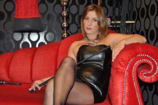 超ホットなウェブカムライブショーのためのチャットレディ、LadyValerieのセクシープロフィール写真