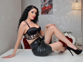 Picture of the sexy profile of IvanaPassion, for a very hot webcam live show !