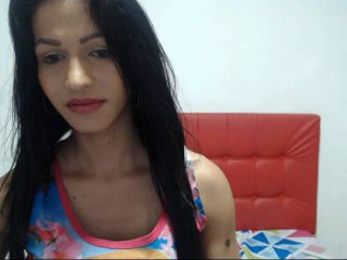 Picture of the sexy profile of SaritaTs, for a very hot webcam live show !