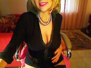 Sexet profilfoto af model ChanelleHot, til meget hot live show webcam!