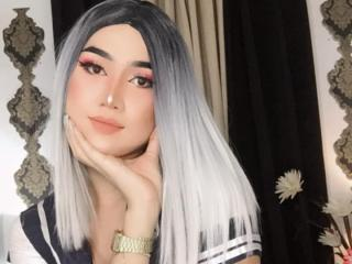 Photo de profil sexy du modèle SweetCumFrancine, pour un live show webcam très hot !