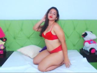 Poza sexy de profil a modelului BrendaMoss, pentru un intens show webcam live !
