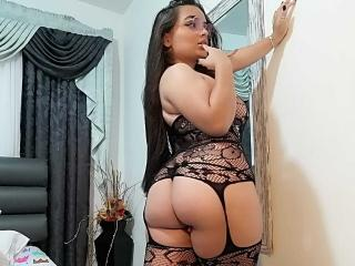 Picture of the sexy profile of CrystalBrownn, for a very hot webcam live show !